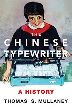 The Chinese Typewriter book cover