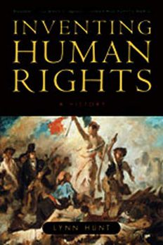 Inventing Human Rights book cover