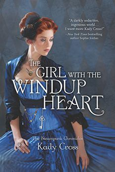 The Girl with the Windup Heart book cover