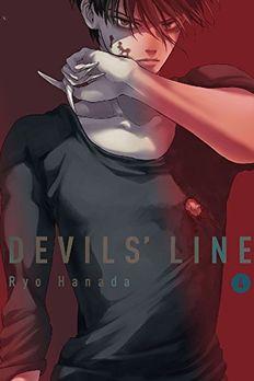 Devils' Line, Vol. 4 book cover