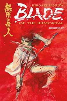 Blade of the Immortal Omnibus Volume 4 book cover
