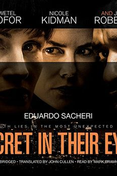 The Secret in Their Eyes book cover