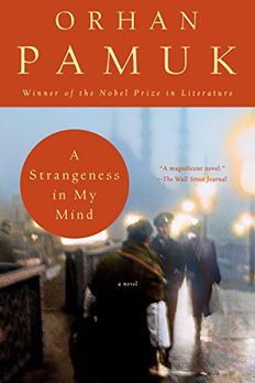 A Strangeness in My Mind book cover