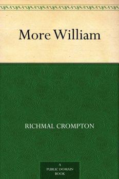 More William book cover