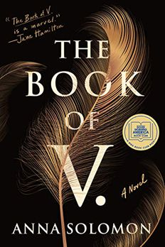 The Book of V. book cover