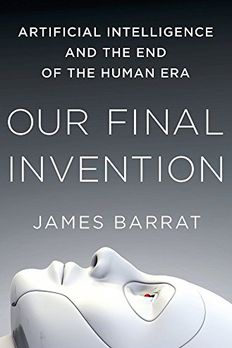 Our Final Invention book cover