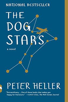 The Dog Stars book cover