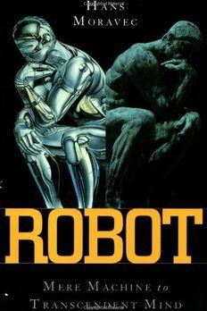 Robot book cover