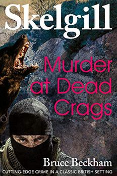 Murder at Dead Crags book cover