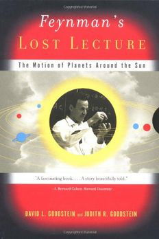 Feynman's Lost Lecture book cover