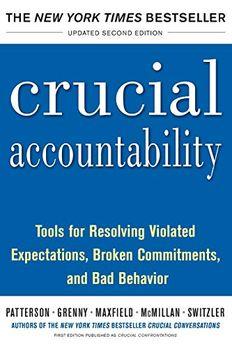 Crucial Accountability book cover