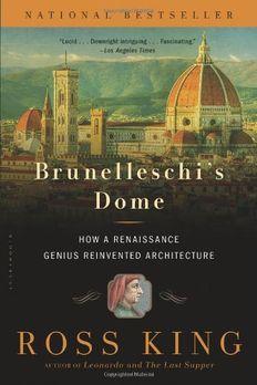 Brunelleschi's Dome book cover