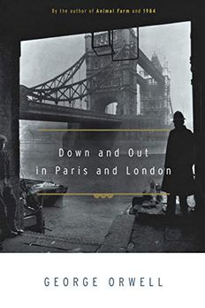 Down and Out in Paris and London book cover