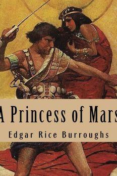 A Princess of Mars book cover