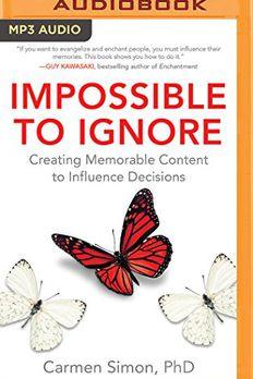 Impossible to Ignore book cover