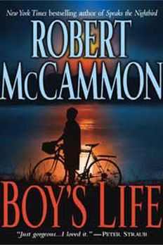 Boy's Life book cover