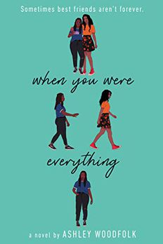 When You Were Everything book cover