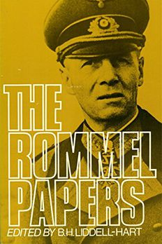 The Rommel Papers book cover