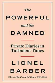 The Powerful and the Damned book cover