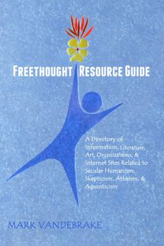 Freethought Resource Guide book cover