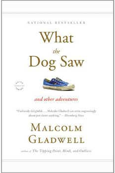 What the Dog Saw book cover