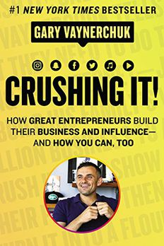 Crushing It! book cover