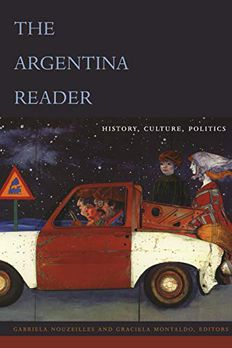 The Argentina Reader book cover
