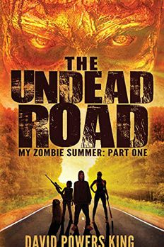 The Undead Road book cover