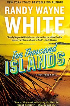 Ten Thousand Islands book cover