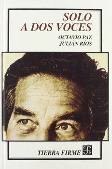 Solo A Dos Voces book cover