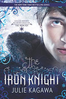 The Iron Knight book cover