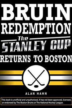 Bruins Redemption book cover