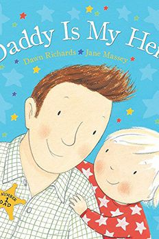 Daddy Is My Hero book cover