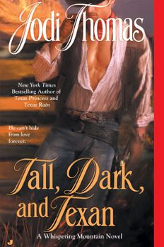 Tall, Dark, and Texan book cover
