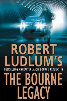 The Bourne Legacy book cover