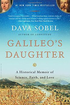 Galileo's Daughter book cover