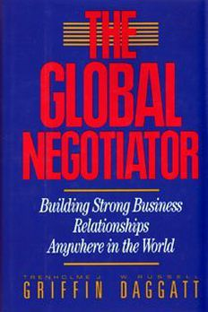 The Global Negotiator book cover