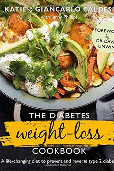The Diabetes Weight Loss Cookbook book cover