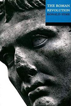 The Roman Revolution book cover