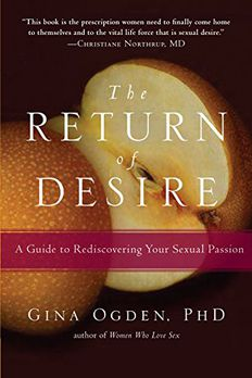 The Return of Desire book cover