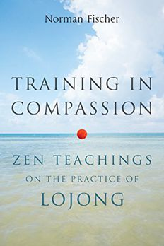Training in Compassion book cover