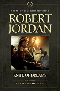 Knife of Dreams book cover