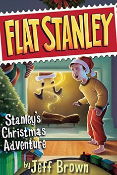 Stanley's Christmas Adventure book cover