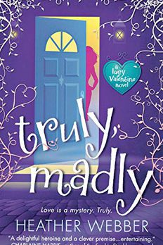 TRULY, MADLY book cover