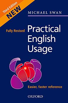 Practical English Usage book cover