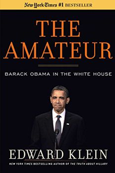 The Amateur book cover
