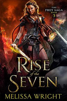 Rise of the Seven book cover