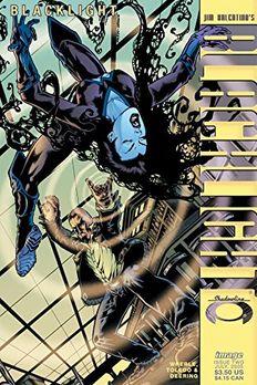 Blacklight #2 book cover