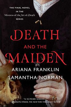 Death and the Maiden book cover