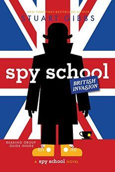Spy School British Invasion book cover